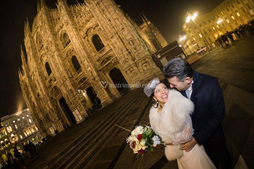 Amore vista Duomo