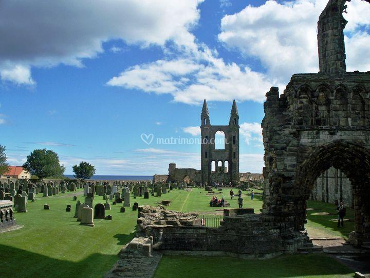 St. Andrews - Scozia