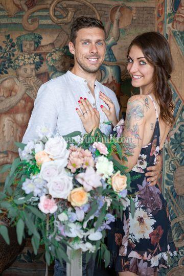 Riccardo flower designer
