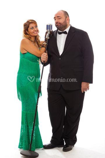 Simona Coppola & Swing Band