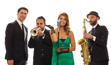 Simona Coppola & Swing Band