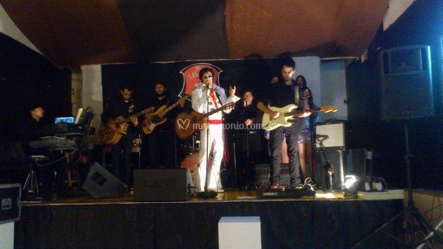 Elvis Tribute Band