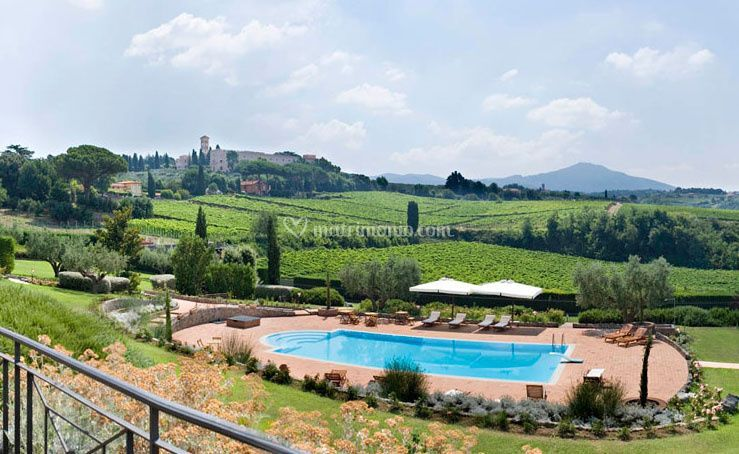 Tenuta Cusmano Villa Resort Roma