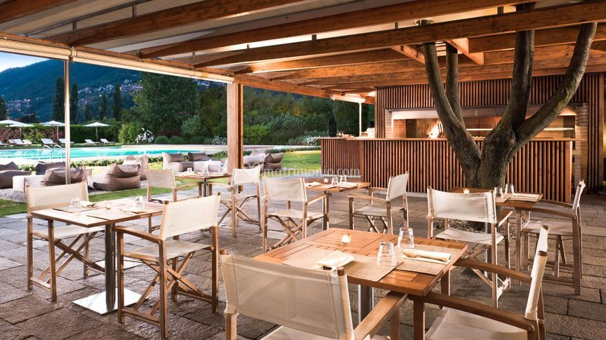 Grill restaurant Kincho