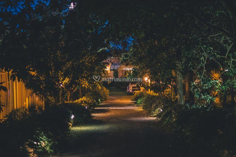 Fotografia Villa Musmeci Matrimoni