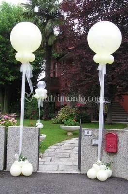 Rasoira noleggi - Decorazioni matrimonio palloncini ...