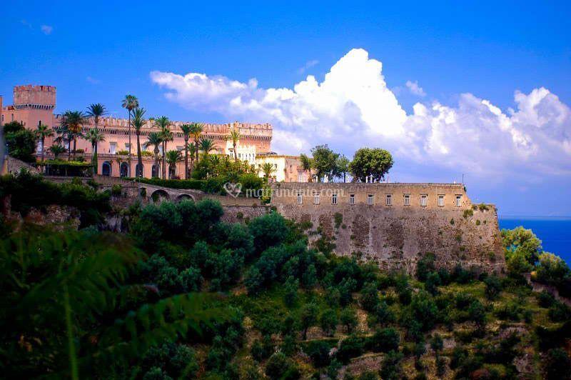Castello Giusso Vico Equense