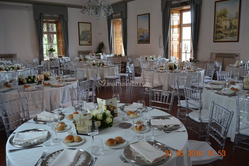 Castello giusso for Saloni interni