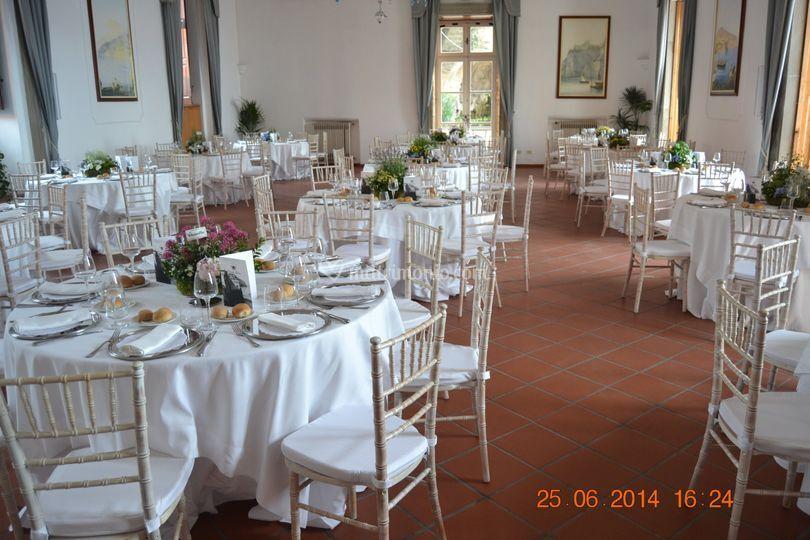 Saloni interni di castello giusso foto 94 for Saloni interni