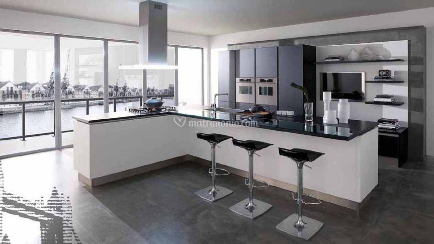 Cucine Componibili Moderne di Milano Arredamenti | Foto 2