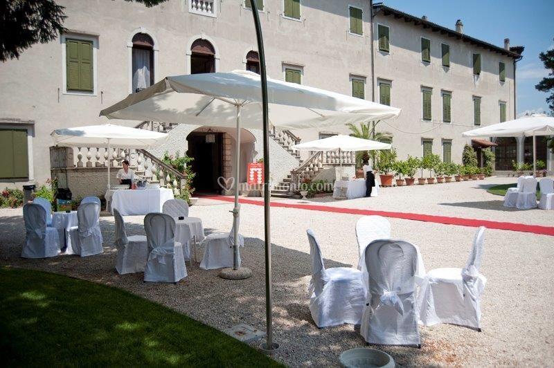 Villa Marchese De Fabris Gorizia