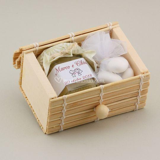 Cofanetto miele e confetti