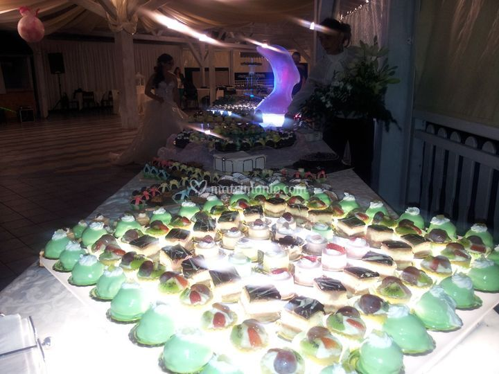 Pasticceria buffet
