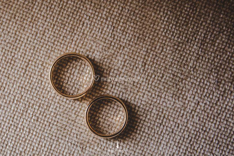 Matrimonio, gli anelli