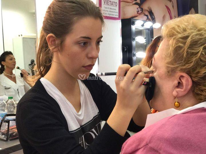Eleonora Barpi Makeup Artist