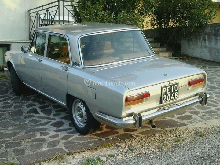 Retro Alfa 2000
