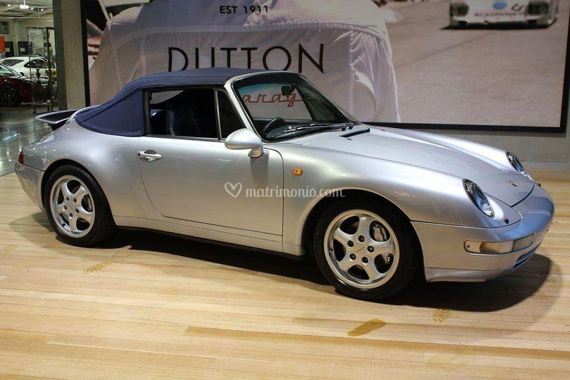 Porsche 993 c4 cabriolet