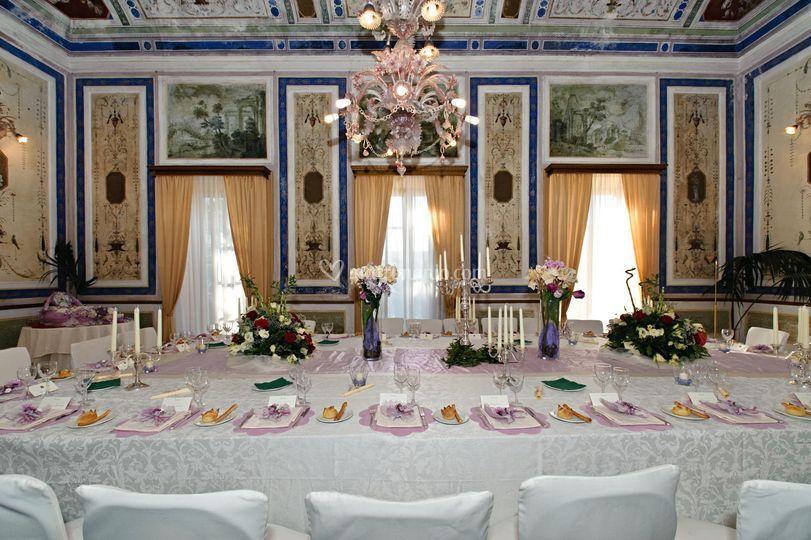 Salone neoclassico