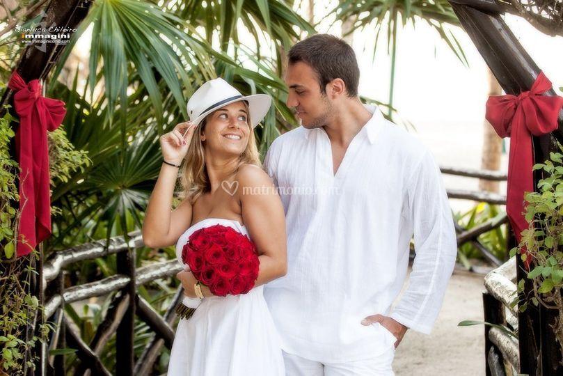 Silvia e Federico