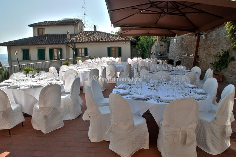 Awesome Terrazza Caffarelli Matrimonio Ideas - Amazing Design Ideas ...