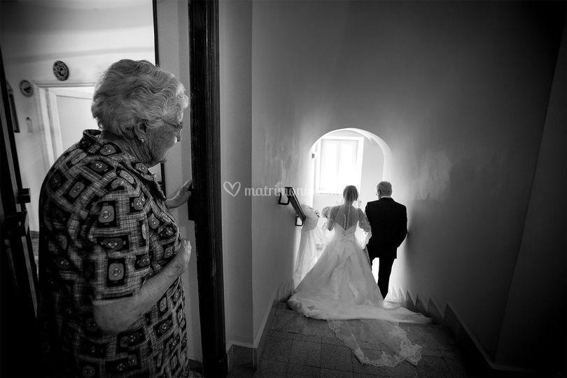 Uscita della Sposa