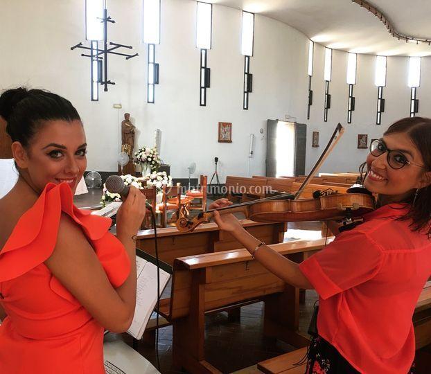 Voce e violino