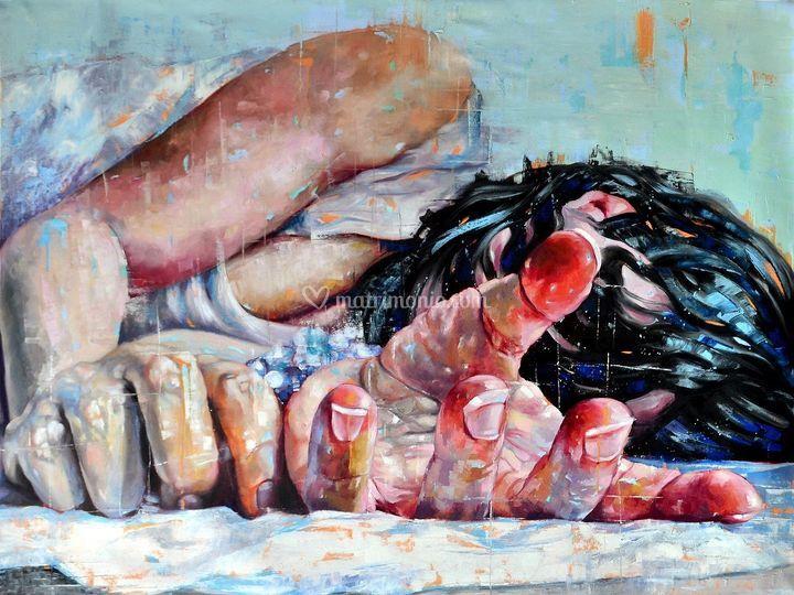 Erika Azzarello painter