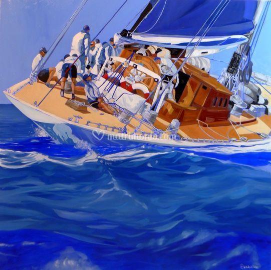 Massimo Pennacchini painter