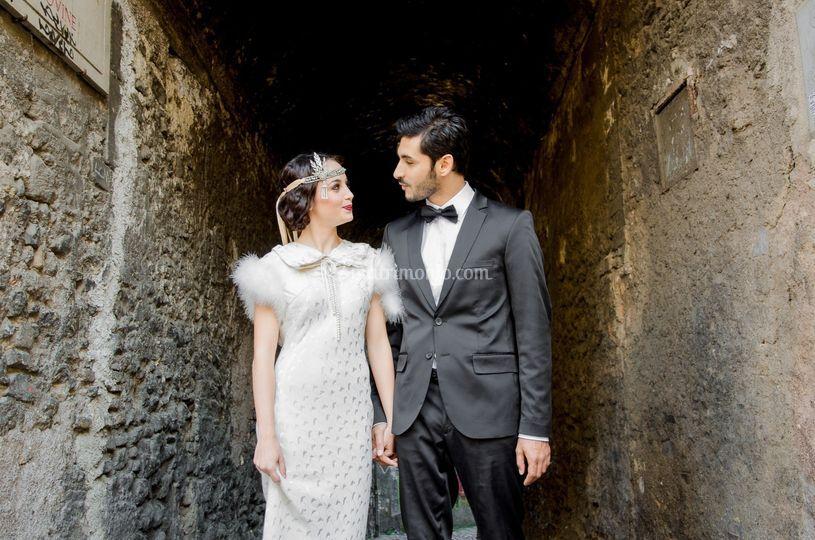 Bride&groom