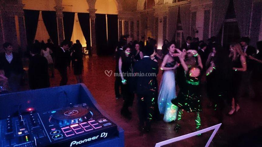 Party La Fenice