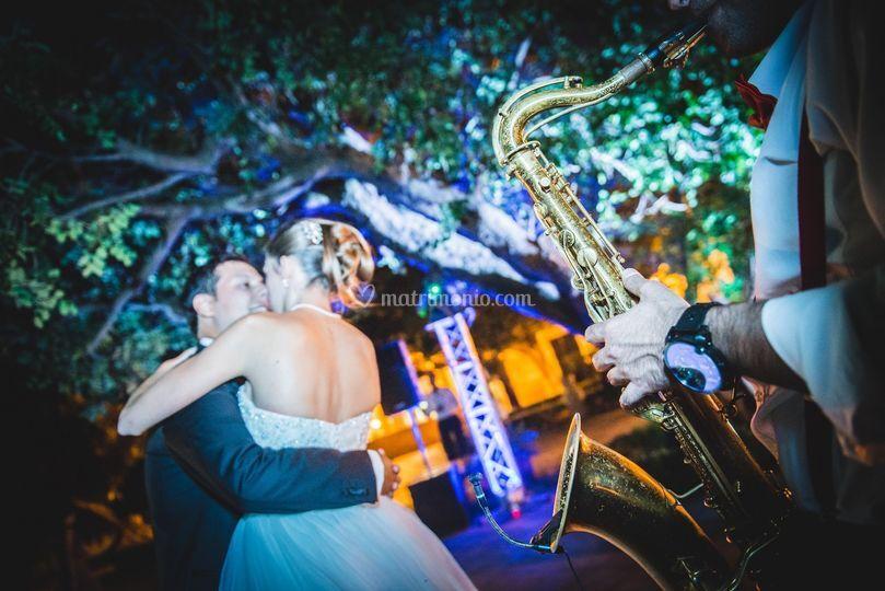 Sposi a Villa Musco