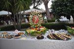 Buffet dolci e frutta di Villa Musco