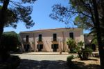Facciata di Villa Musco