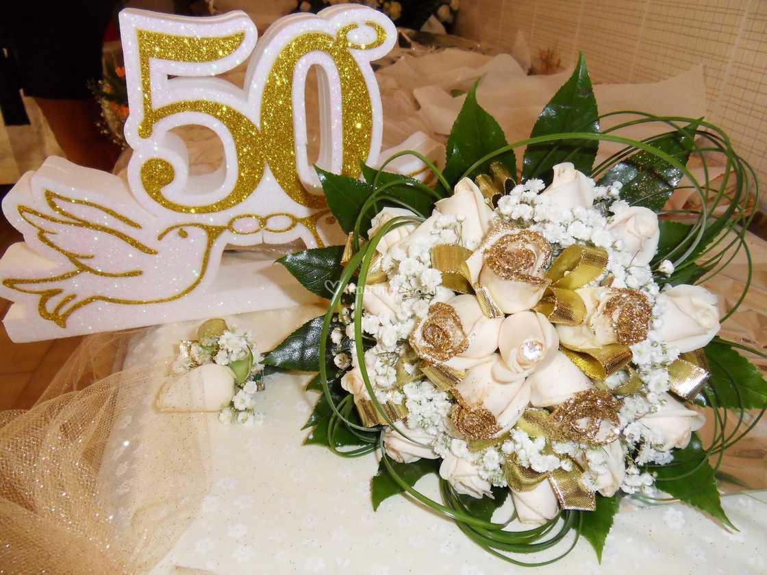 Bouquet Sposa Anniversario 50.Immagini 50 Anni Di Matrimonio