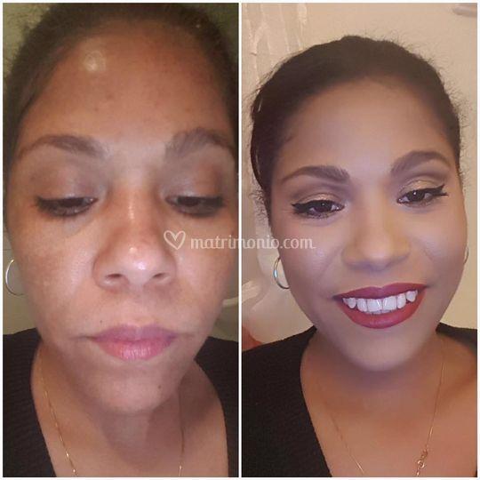 Jessica Guarneri Make-Up