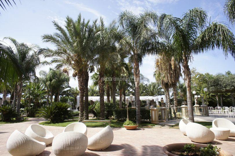 Villa Adriana Cinisi Matrimonio Com