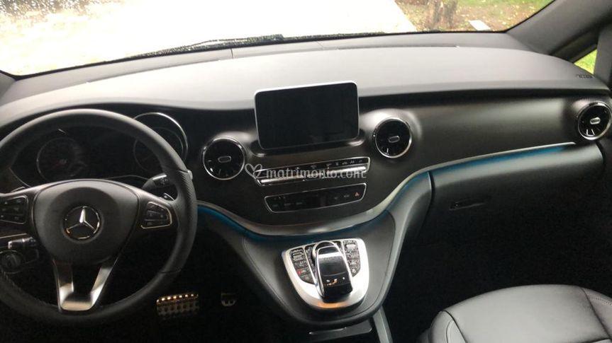Interno Mercedes classe V