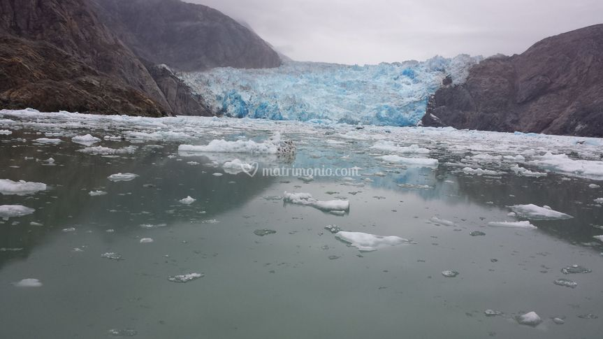 Alaska - Columbia Glacier