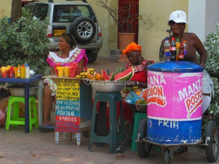 SudAmerica - Venta de frutas
