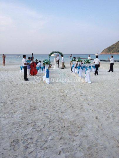 Wedding in Malesia