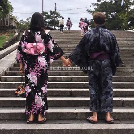 We love Kimono