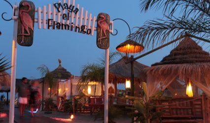 Playa el Flamingo 1