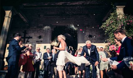 In White Wedding Tuscany