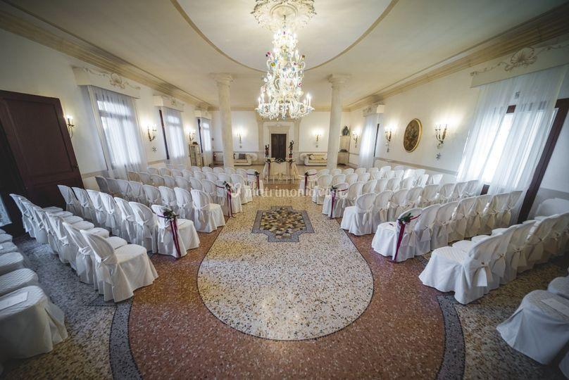 Cerimony Sala Cornaro