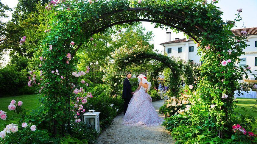 Villa foscarini cornaro for Giardino 54 nyc