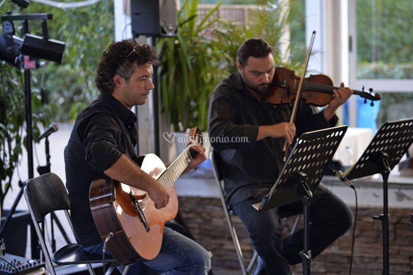 Duo Chitarra violino