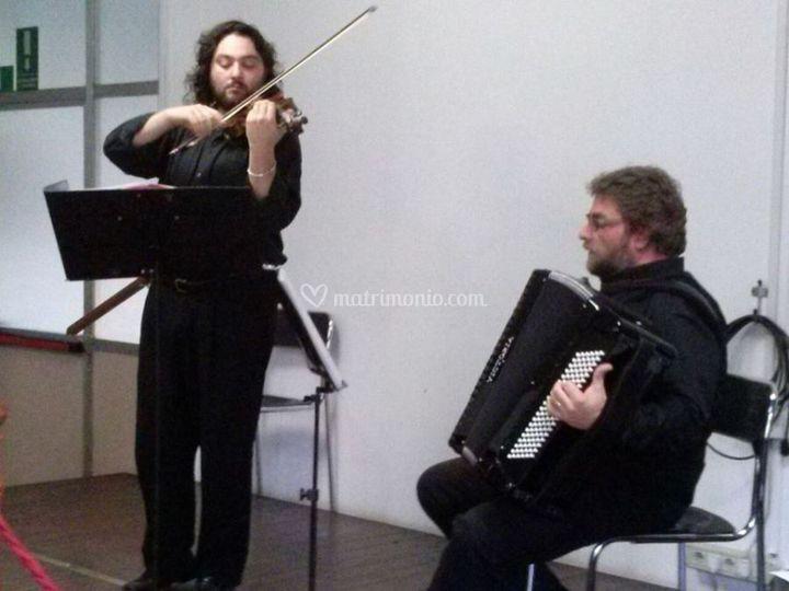 Setticlavio Eventi Duo Tango