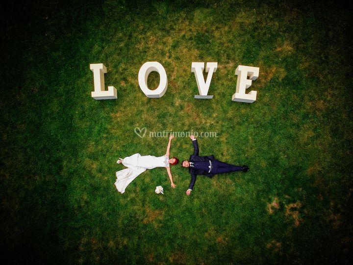 Love drone