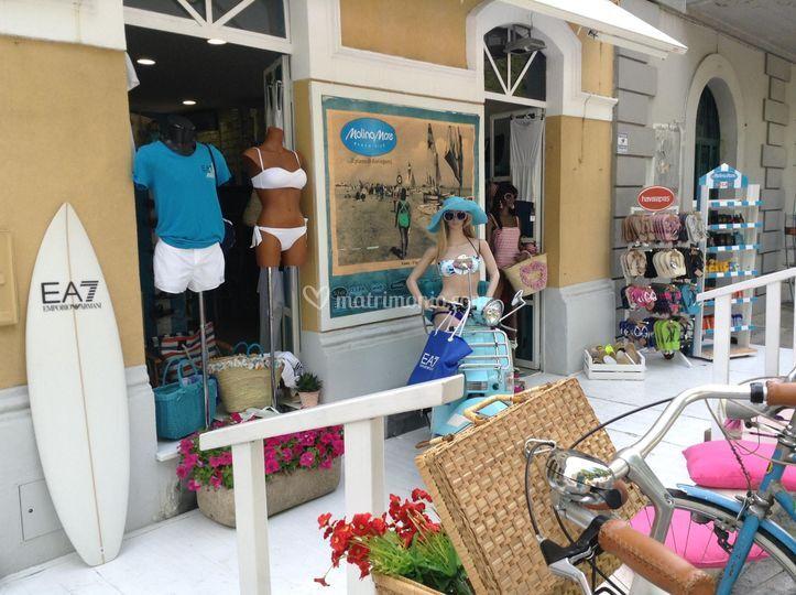 Molino Mare Beach Store
