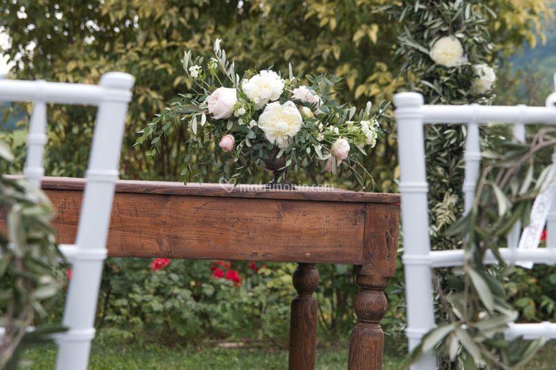 Wedding stile natural